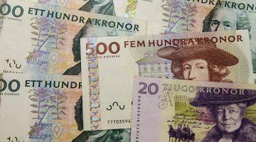валюта в Швеции