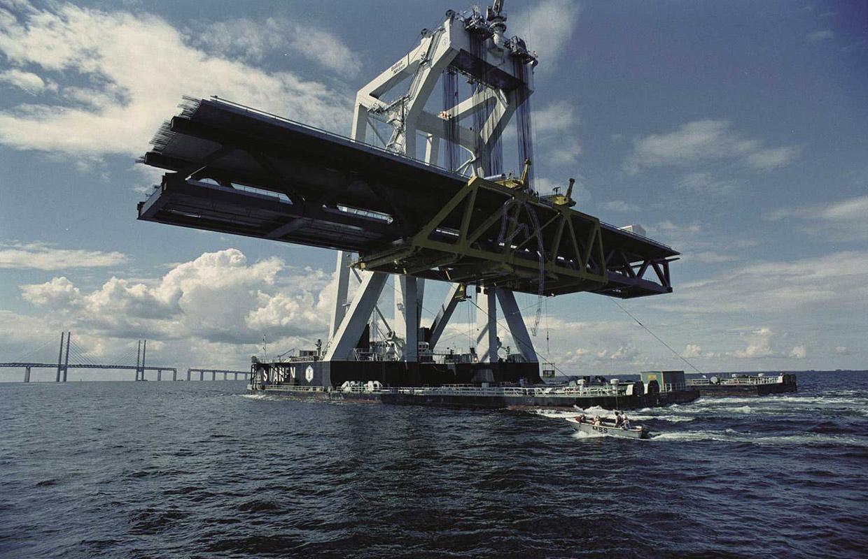 Эресуннский мост-