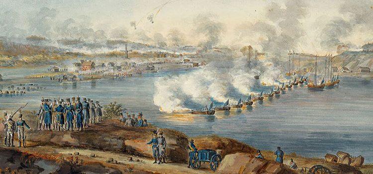 Русско-шведская война 1808-1809
