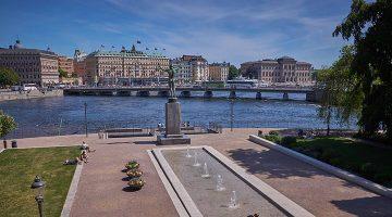 Погода в Стокгольме в мае