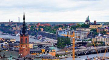 Погода в Стокгольме в июне