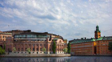 Погода в Стокгольме в августе