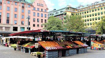 Что привезти из Швеции и Стокгольма